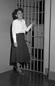 Dorothy Ray Healy, jailed for thought-crime in Los Angeles in 1949