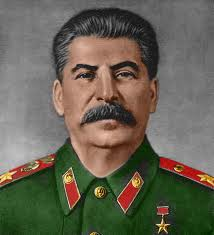 Joseph Stalin, related to Jan B. Tucker by genetics, but exalted by his sycophant Kevin D. Akin