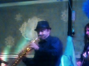 I came to Randevuz to see one of my faves, Clarinetist Leo Chelyapov & fell in love with the whole Nashi Ludi crew