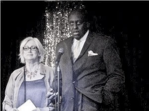 Sharon Jimenez + Bill Duke