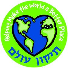 Tikkun Olam, healing the world