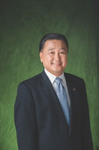 Chong Guk Kum, new President & Chief Executive Officer, Hanmi