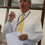 Ed Cabrera, Assistant Director, Los Angeles City Office of Finance