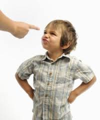 Should employees be scolded like children?  Management at the Office of Finance thinks so....