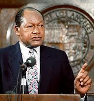 Mayor Tom Bradley