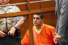 John Noguez in jail uniform