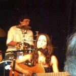 Chilean Singer/Songwriter Jacqueline Angelica Fuentes @ the Talking Stick