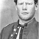 Captain Silas Soule, abolitionist, Union Army officer