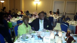 Yvonne Walker Williams & Pastor E.L. Williams