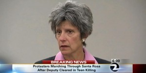 Sonoma County District Attorney Jill Ravitch