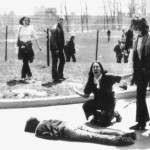 Mary Ann Vecchio at Kent State May 4, 1970