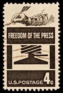 Freedom of the Press Issue