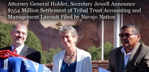 Navajo Nation Settlement