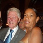 Bill Clinton & Helen Verniece Morgan